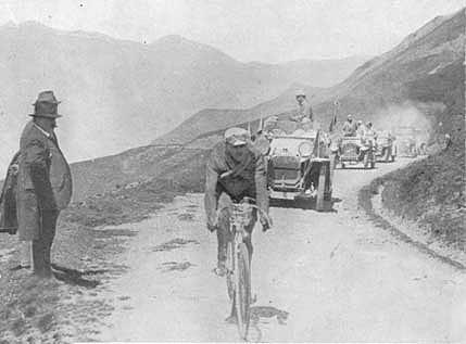 Jean Alavoine-Tour 1914