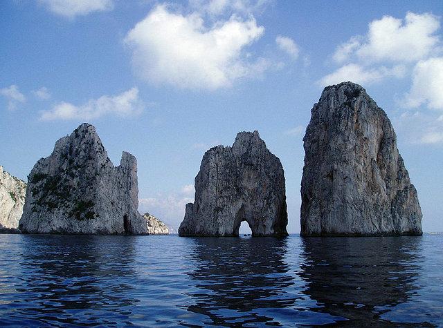 tres rocas