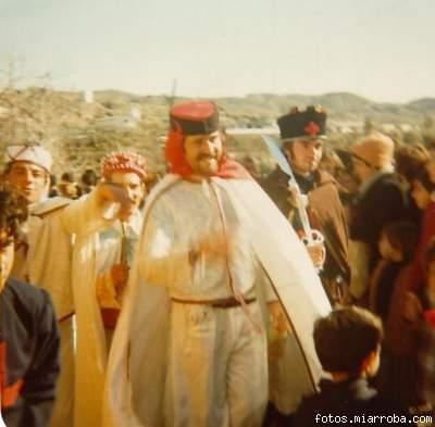 Moros y Cristianos año 1978
