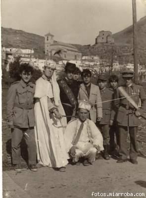 Moros y Cristianos  año 1970 ?