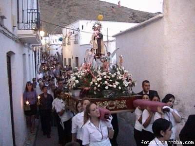 Procesión Virgen del Carmen Agosto 03 (5)