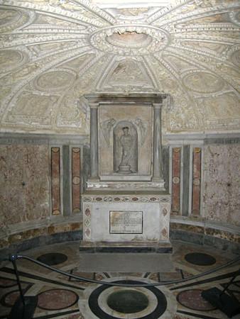 Tempieto cripta