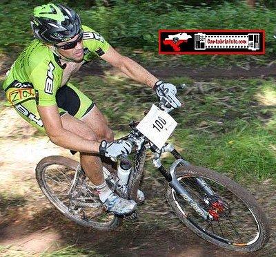 Ciclocross mtb isaac suarez