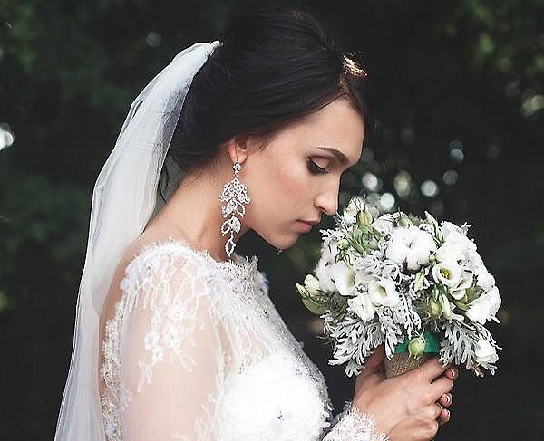 20 Ideas de Ramos Novia y Bouquets para tu boda Romántica (8)
