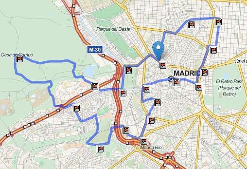 Madrid Mapa 2