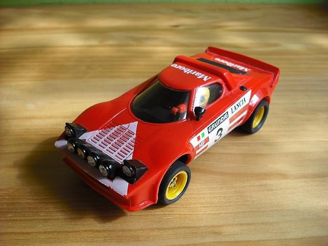 Lancia Stratos rojo (1)