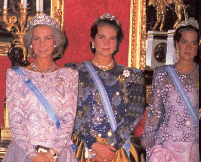 Carlos III Bandas Collar y Gran Cruz