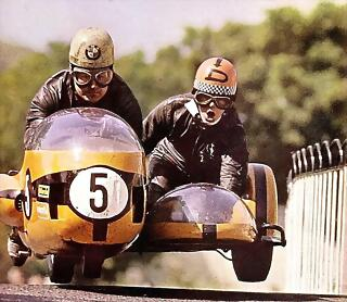 1969 Isle of Man Dane Rowe