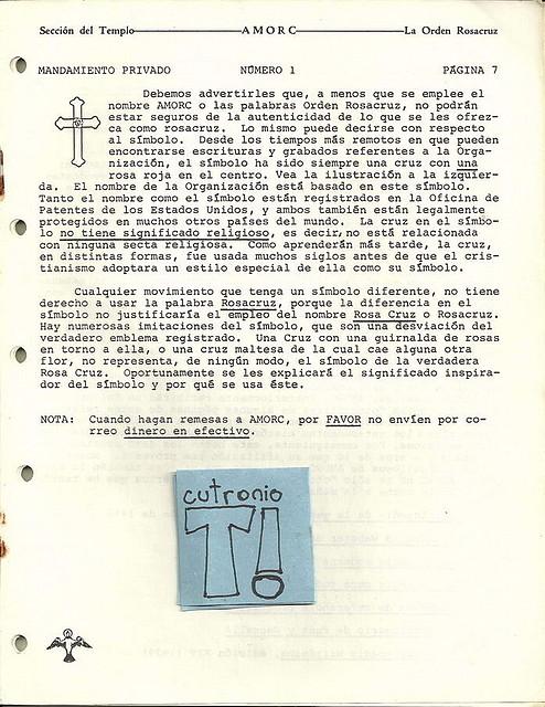 01 - AMORC - Mandamiento Privado Nº 1_09