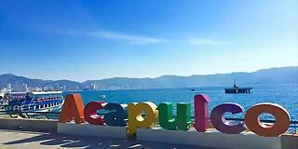 Parador Fotográfico en Acapulco