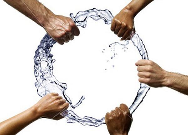 Agua potable del Aire