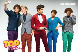 top teen one direction