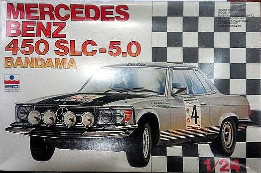 Esci Mercedes 450 SLC