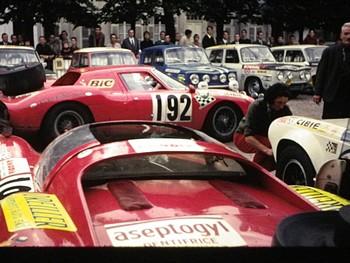 Ferrari 250 LM - Rouget-Depret - TdF '69 - 25