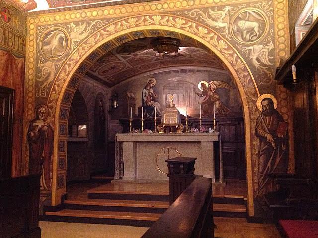 Oratorio Molinoviejo