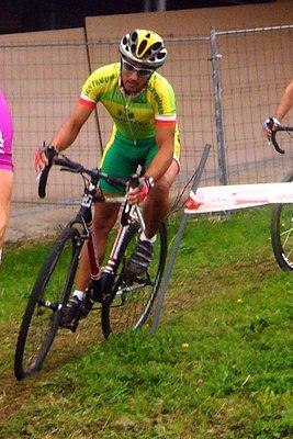 ciclocross Sergio Sordo