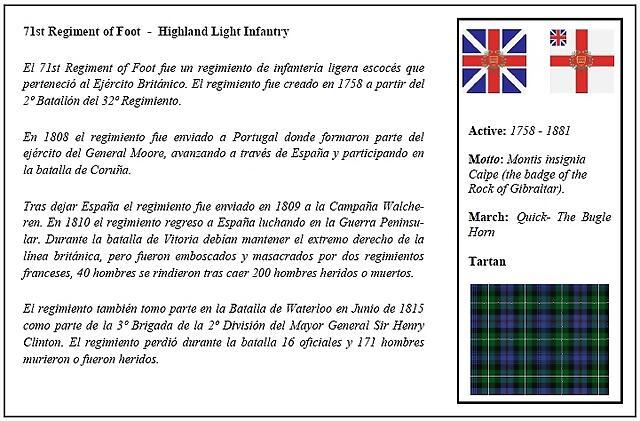 Ejército Británico 1815 - 28mm - Impetus napoleónico 2851ADB450285130B54E1A5130B33F