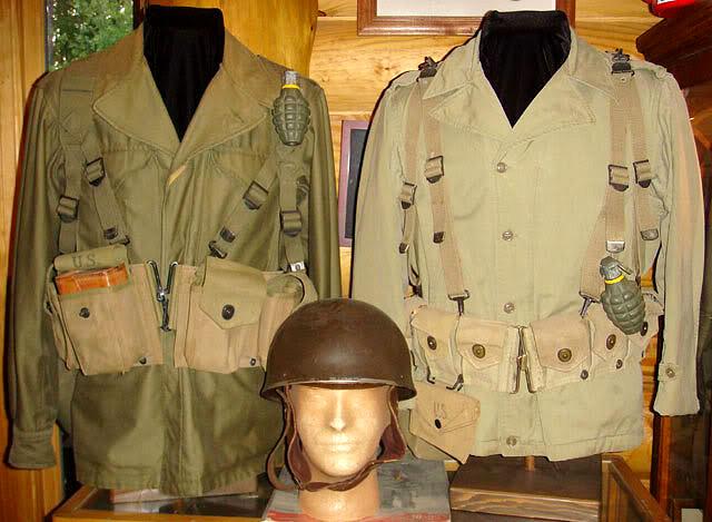 US-WWII-Field-Uniforms