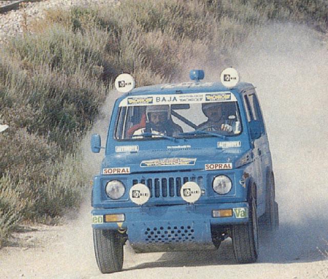 santana baja 1985