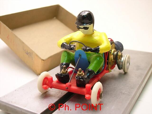Miniamil R Kart Red 1