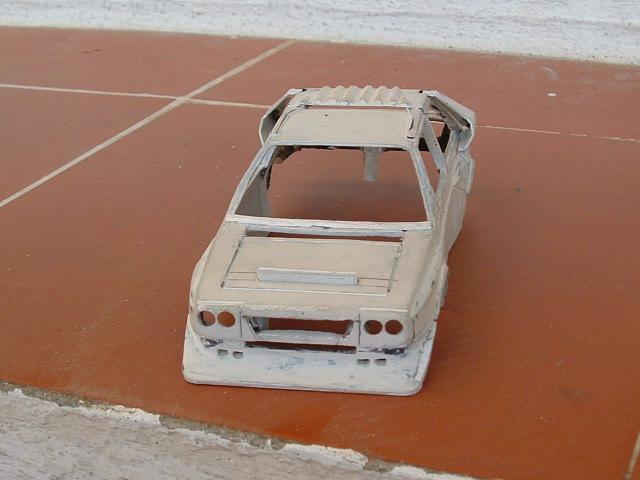 Lancia Delta Dakar 94 - SERVIA