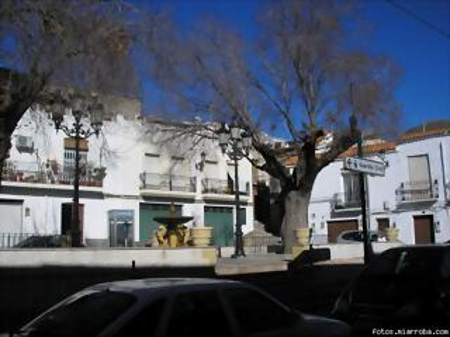 Plaza Nueva de Gérgal