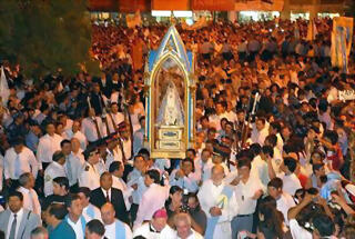 virgen del valle en catamarca