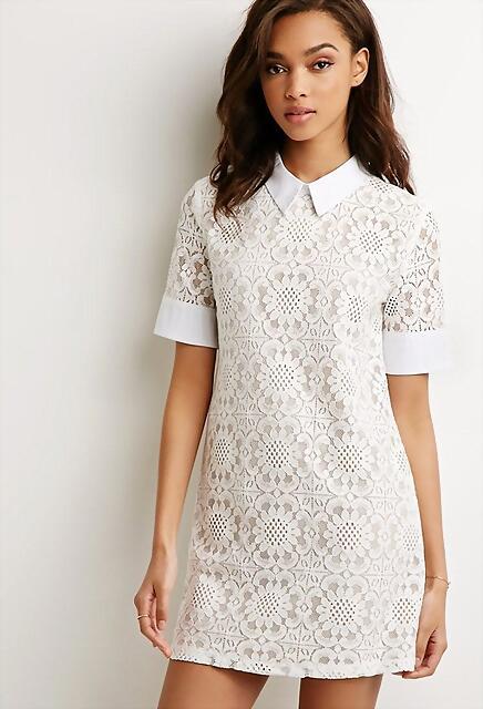 Peinados para Vestidos Blancos con cuello Midi, Encaje y Fiesta