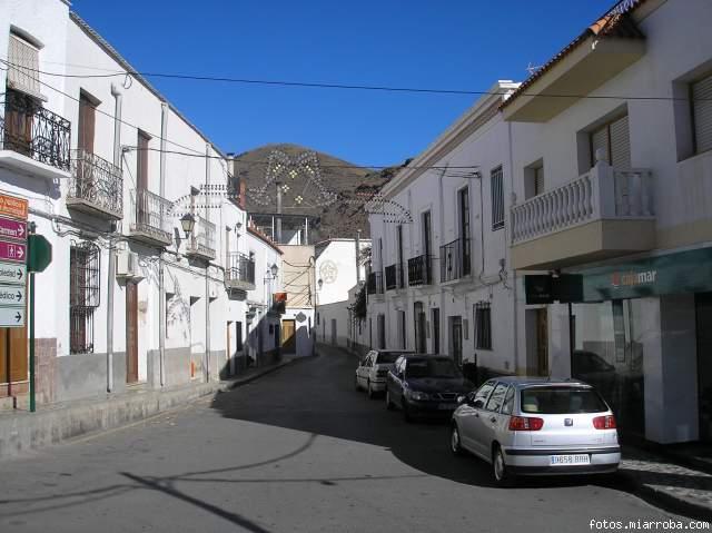 Calle Sebastián Pérez de Gérgal (Almería)
