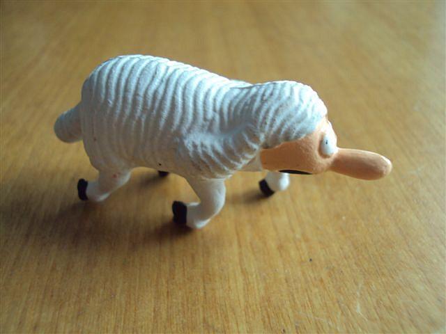 Mortadelo oveja DN