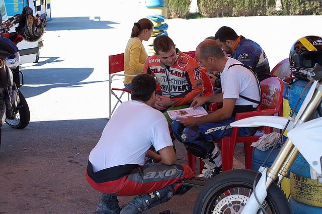 preparando temporada 2010 GUILLE